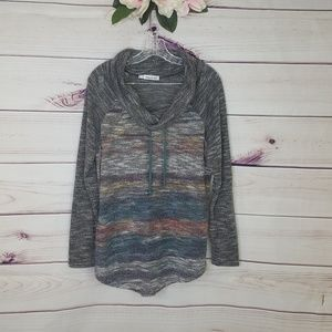 Maurices | Cowlneck Rainbow Colors